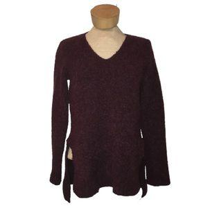Lou & Grey Cloud Boucle Wool Alpaca Tunic Sweater